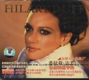 Hilary Duff With Love China 1st Press Cd Dvd Deluxe Edition Red Sealed