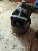 Oliver Tractor Super55550 Belt Pulley Gearbox Assembly Rare