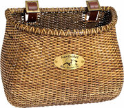 Nantucket Lightship Front Basket Classic Shape Stained
