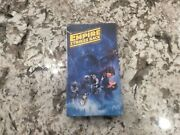 1980 Vintage Star Wars The Empire Strike Back Vhs Tape Factory Seal Red Labeli