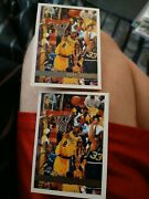 Lot Of 2 Kobe Bryant 1997-98 Topps 138 Both Sold Together Pack Fresh