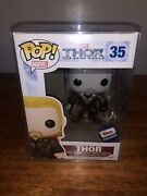 Funko Pop Gemini Collectibles Exclusive Black And White Thor 35 Marvel Universe