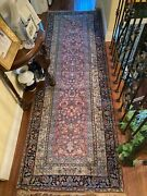 Antique Persian Rug Wonderful Colors Runner Style For Hallways Well Maintain