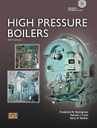 High Pressure Boilers By Frederick M. Steingress And Harold J. Frost Excellent
