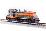 Broadway Limited 3936 N Scale Emd Sw7, Sound/dc/dcc, Great Northern 163