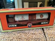 Lionel O-scale Fire Rescue Flatcar With Water Tank, Excellent Condition