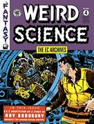 Ec Archives Weird Science Volume 4 Ec Archives Weird By Various - Hardcover