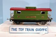 Mth Tinplate Nyc New York Central Caboose 217. Standard Gauge. Excellent Cond.