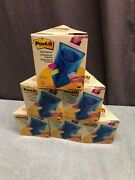 Lot 0f 6 New 3m Post-it Flag Dispensers 'great Organizer' Holds All Sized Flags