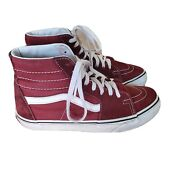 Off The Wall Sk8 Shoes Dry Rose Size M 6 W 7.5
