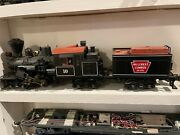Mth O Scale 20-3039-1 Climax Hillcrest Lumber Co Locomotive 10 No Box