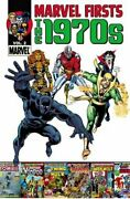 Marvel Firsts 1970s - Volume 2 By Roy Thomas And Steve Gerber Brand New