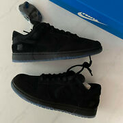 Nike Undefeated Dunk Low Black And039on Itand039 Do9329-001 Size 8 - 11.5 Men Brand New