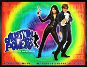 Austin Powers Intl Man Of Mystery ✯ Cinemasterpieces Uk Colorful Ds Movie Poster