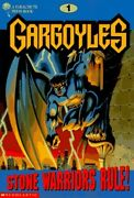 Stone Warriors Rule Gargoyles By Paul Mantell And Avery Hart Mint Condition