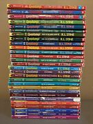 Lot Of 28 R. L Stine Goosebumps Books Original Series And Give Yourself