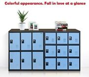 Kids Locker For Girls Bedroom And Playroom Storage For Clothes,bags,toys And