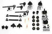 Eckler's Chevy Front End Rebuild Kit, With Urethane Bushings And Without Coil