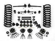 Eckler's Chevy Front End Rebuild Kit With Urethane Bushings, For Cars With 2