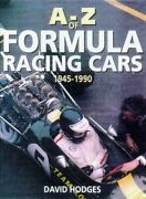 A-z Of Formula Racing Cars By David Hodges