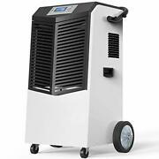 Colzer 232 Ppd Commercial Dehumidifier Large Industrial Dehumidifier With Hos...