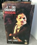 Sideshow Leatherface The Texas Chainsaw Premium Figure 200 Limited Collectorand039s