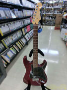 Fender Usa American Deluxe St N3 Us13014758 W/hard Case Ships Safely From Japan