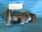 1957-59 Ford Car 1957 Thunderbird With 292cid S/t Countershaft Cluster Gear