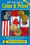 2006 North American Coins And Prices A Guide To U.s., By David C. Harper Mint