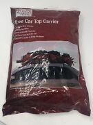 Home Accents Holiday Christmas Tree Car Top Carrier Decoration