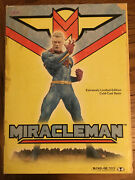 Miracleman Mcfarlane 2003 Cold Cast Resin 12 Statue