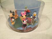 Disney Junior Mickey Mouse Clubhouse Figurine Playset, Set Of 5
