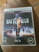 Battlefield 3 Sony Playstation 3 - Ps3- 2011 Complete In Box