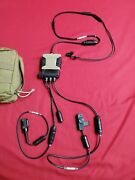 Silynx C4ops Headset Controller W/accessories Nice Shape