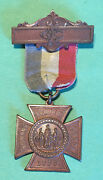 Post-civil War Womenandrsquos Relief Corps 1883 Medal