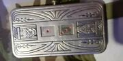 Antique Demley Auto Dice 1920's In Pocket Gambling Device - Mechanical Dice