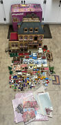 Playmobil 5300 Victorian Mansion With Accessories Read Description