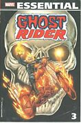 Ghost Rider, Vol. 3 Marvel Essentials By Michael Fleisher And Tom Defalco Vg+