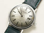 Automatic Men Oldinter Round Case Date Silver Dial Tk5690