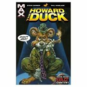 Howard Duck By Steve Gerber Excellent Condition