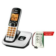 Uniden D1760 With Additional Battery Dect 6.0 Cordless Phone