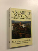 A Share Of Success By Peter Scudamore - Pub Stanley Paul - 1983 Hardback Book