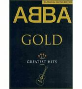 Abba Gold - Classical Guitar Edition - Common By Music Sales Ltd
