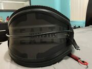 Mystic Stealth Arnes 2021 With Bar And Safety Leach Size 32cm