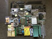 N Scale Train Layout Supplies, Hardware, Track, Huge Lot, 100's Of Pieces
