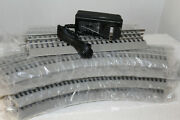 Lionel Fastrack 40x60 Oval Lionchief Terminal Expand Play And Power Brick New