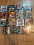 Ps1 15 Fighting Game Lot Complete Except Bloody Roar 2 Missing Manual