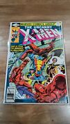 X-men 129 1st Appearance Of Kitty Pryde Signed Claremont 8.5-9.0
