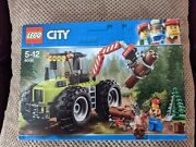 Lego 60181 City Forest Tractor Damaged Box