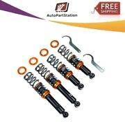 Fcs-b1002s Ast 2000 Serie Front And Rear Coilover Kit For Bmw 3 Series E36 90-99